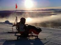 Ski kart