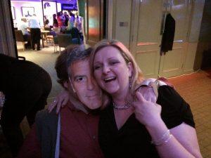 My own Mr Clooney!