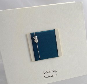 Bespoke Wedding Invitation 1