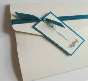 Bespoke Wedding Invitation 13