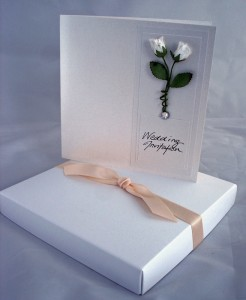 Bespoke Wedding Invitation 14