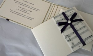 Bespoke Wedding Invitation 18