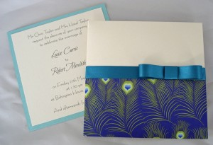 Bespoke Wedding Invitation 7