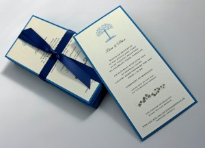 Bespoke Wedding Invitations 15