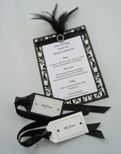 Bespoke Place Cards 5