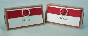 Bespoke Place Cards 6