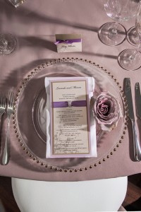 Blossom Place Setting