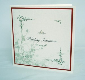 Clarence Ivory and Red Invitation
