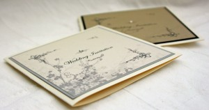 Clarence Wedding Invitations