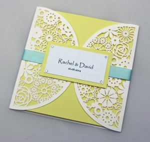 Lauren Invitation Yellow