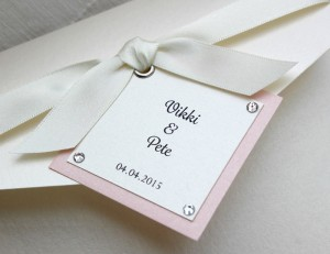 Rialto Invitation Tag Detail