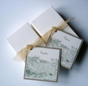 Venue Favour Boxes