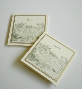 Venue Place Cards