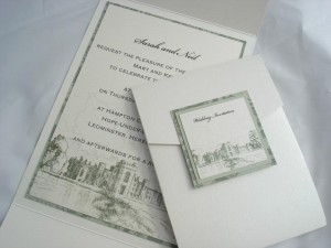 Venue Invitation