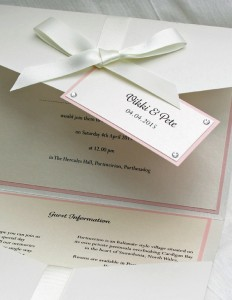 Victoria Invitation Inside